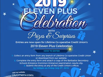 11 Plus Celebration 2019!